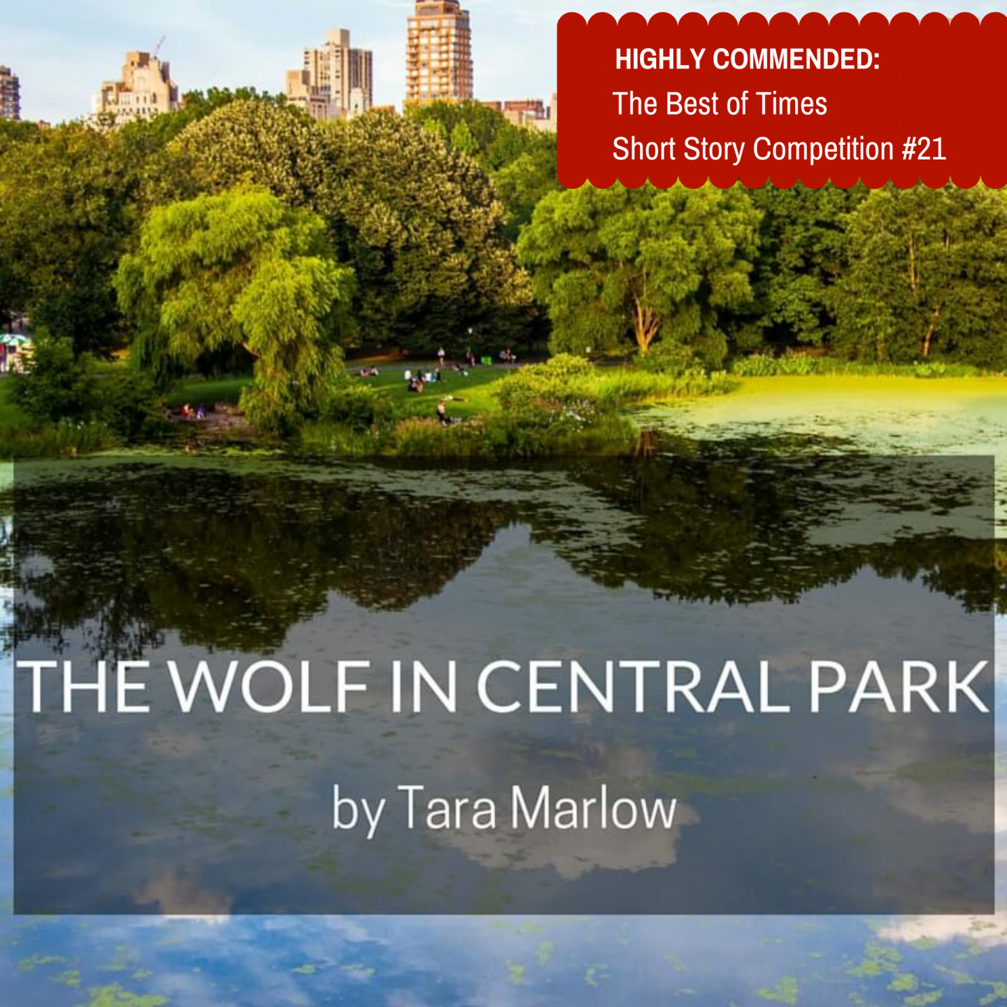 """<span itemprop=""""name"""">The Wolf in Central Park  by Tara Marlow</span>"""
