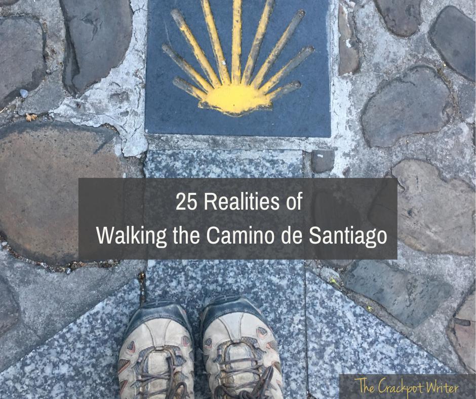 25 Realities of Walking the Camino de Santiago