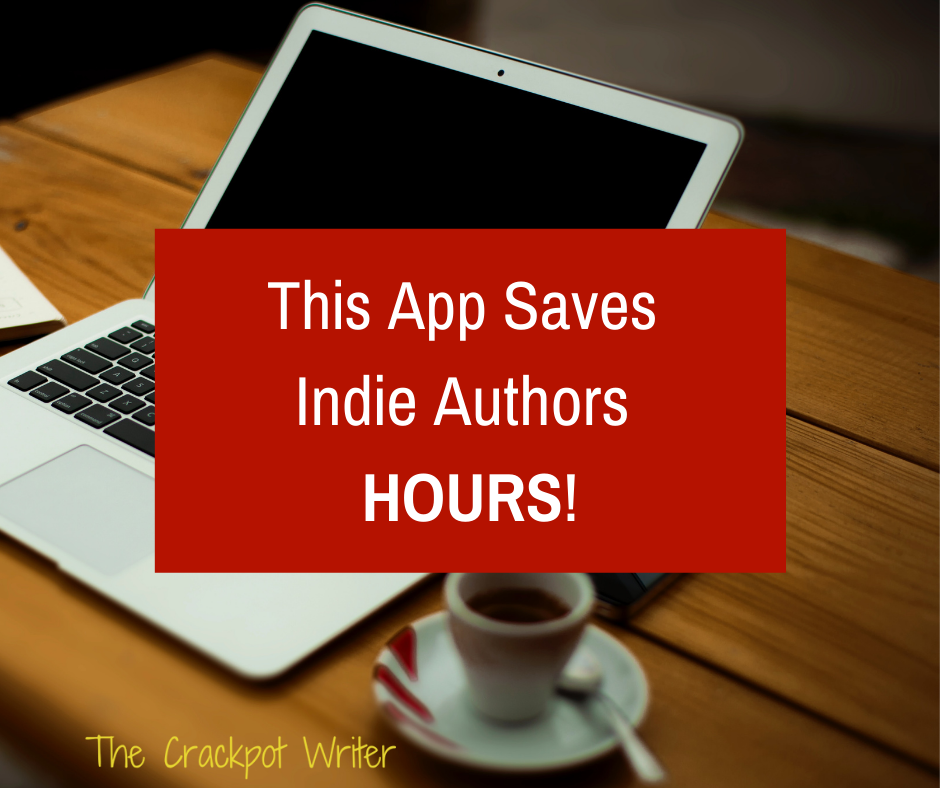 This App Saves Indie Authors HOURS!